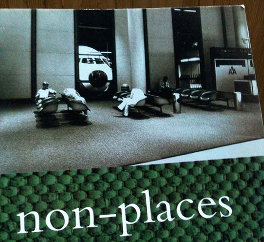 non-places book cover